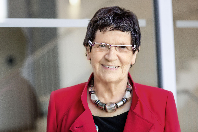Portrait Suessmuth Aids-Kampagne